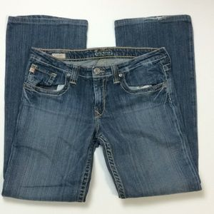 Big Star Casey Womens Bootcut Jeans Sz 31XXL